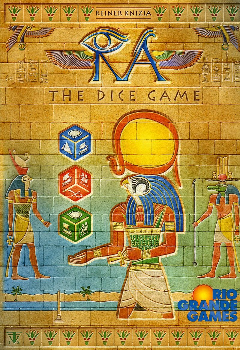 Ra: The Dice Game