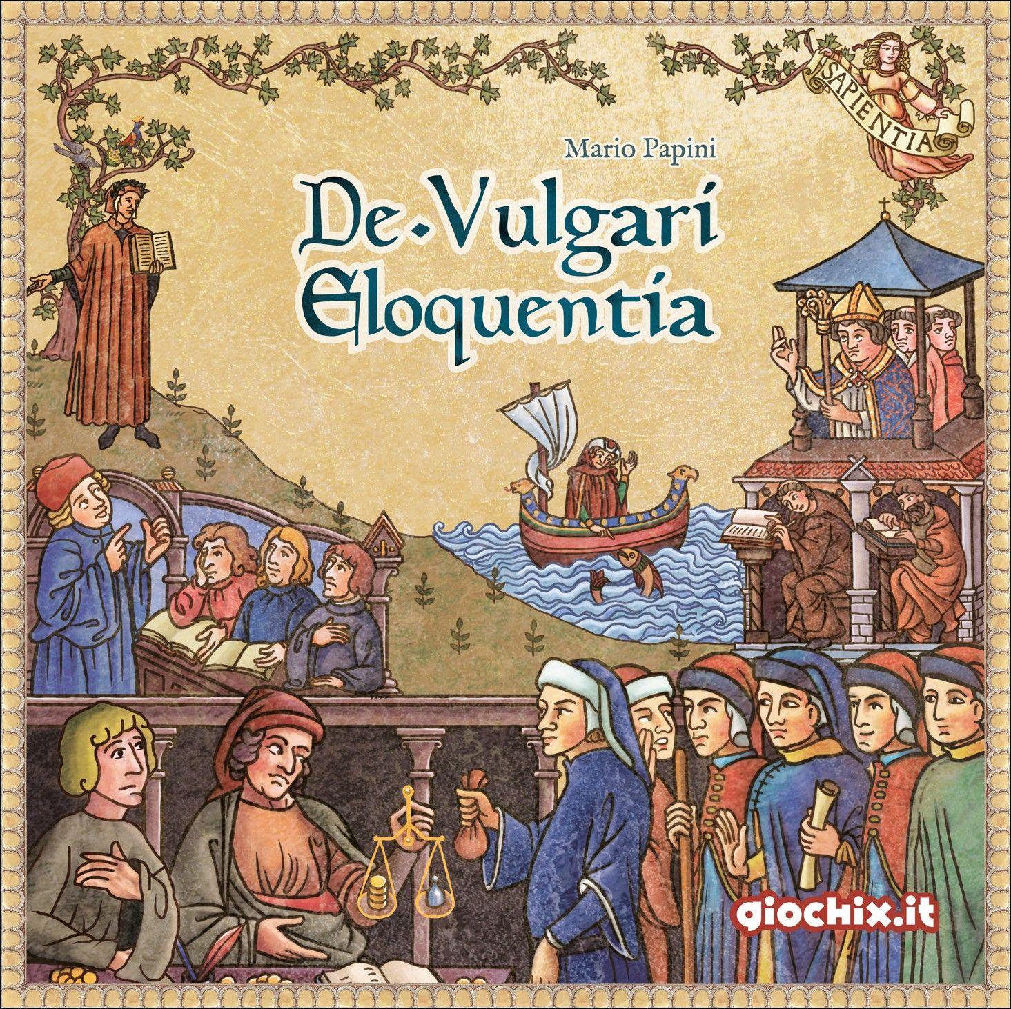 De Vulgari Eloquentia: Deluxe Edition