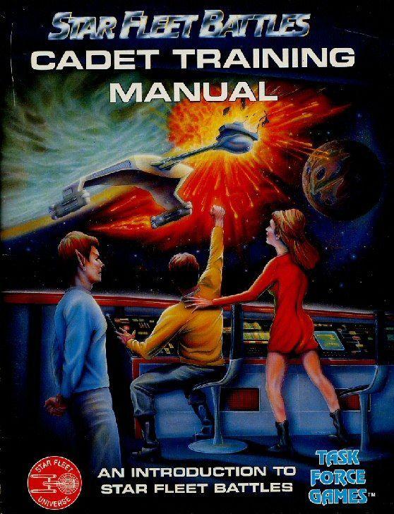 Star Fleet Battles Cadet Training Manual