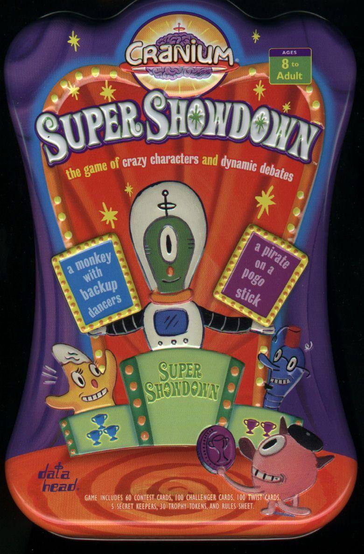 Cranium Super Showdown