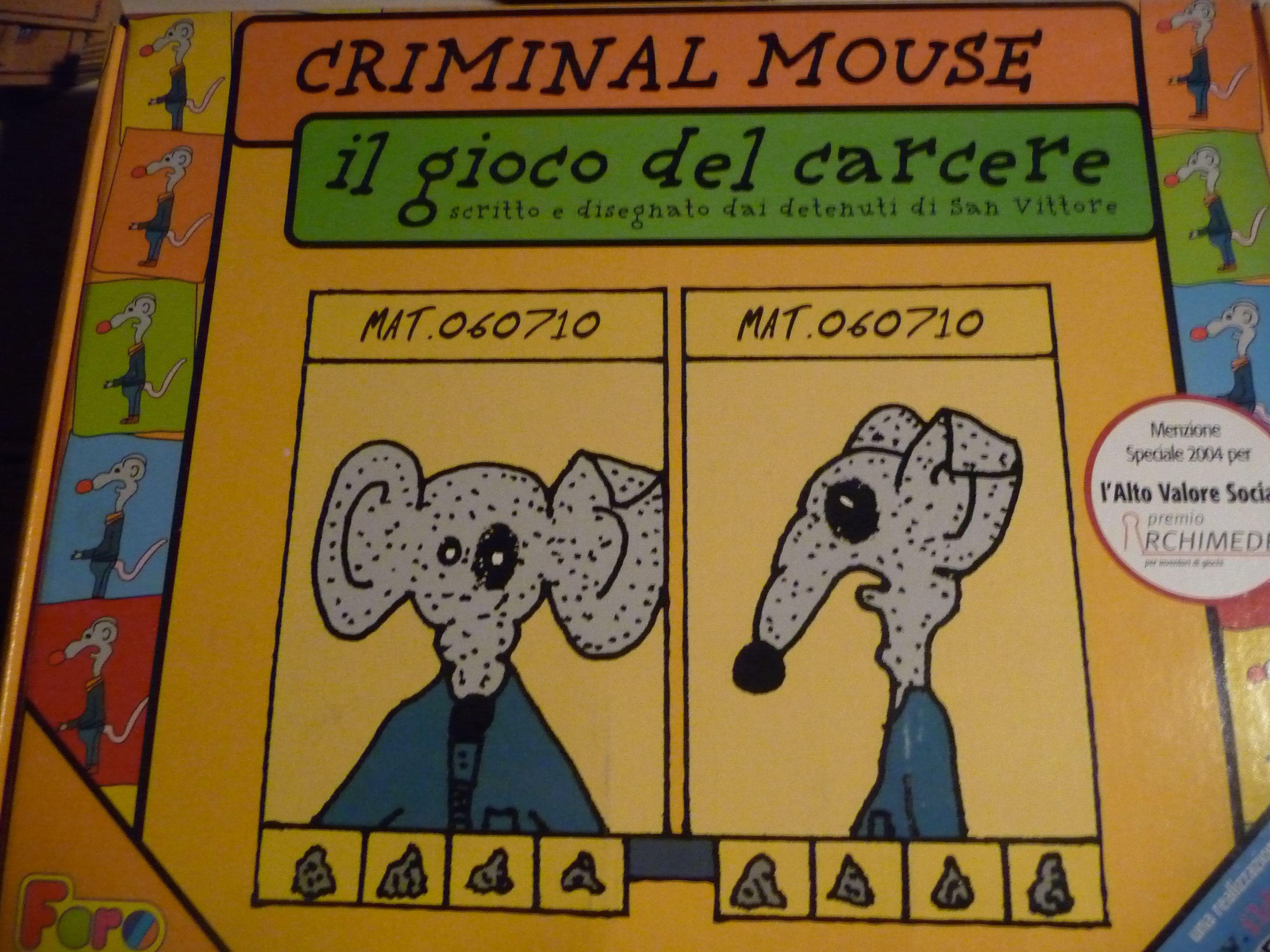 Criminal Mouse