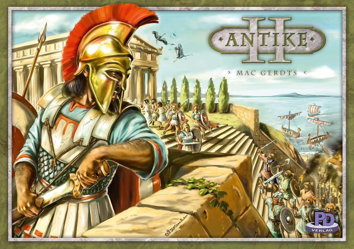 Main image for Antike II board game