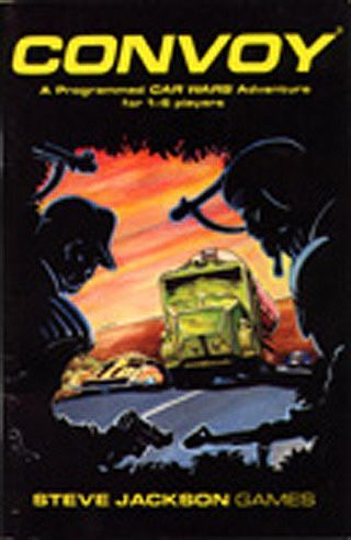 Convoy: A Programmed Car Wars Adventure