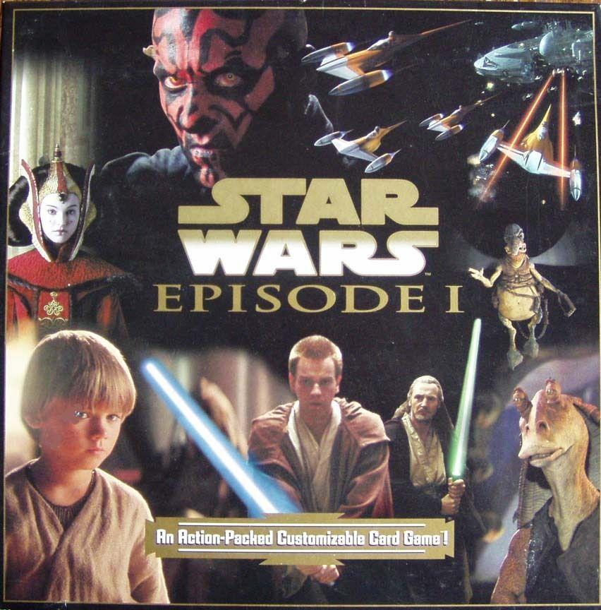 Star Wars Episode I: Customizable Card Game