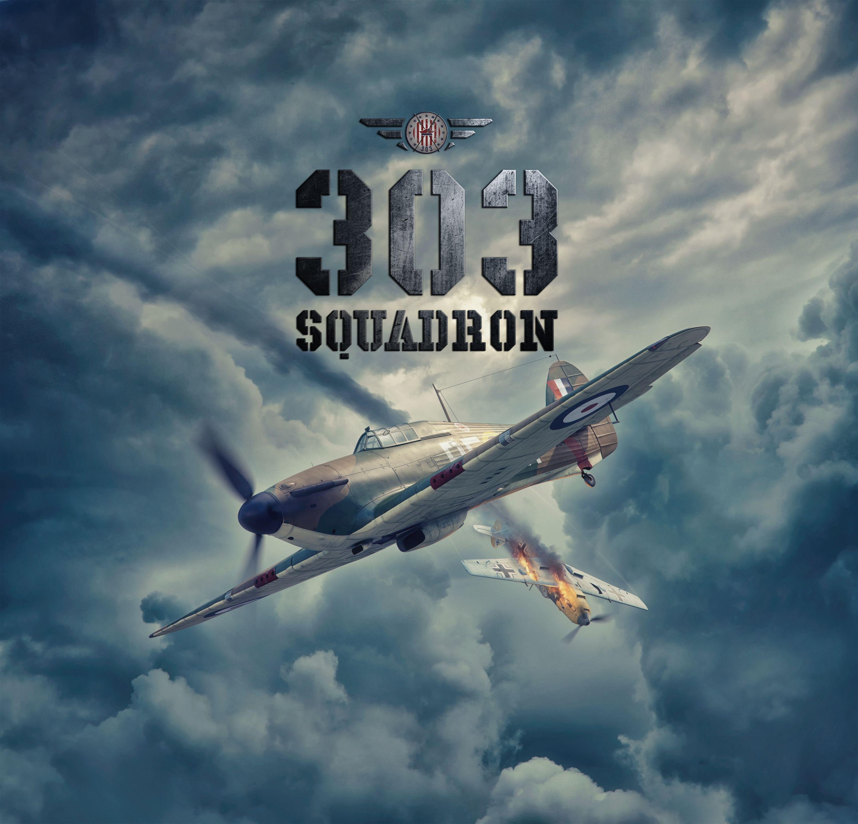 303 Squadron Verkami