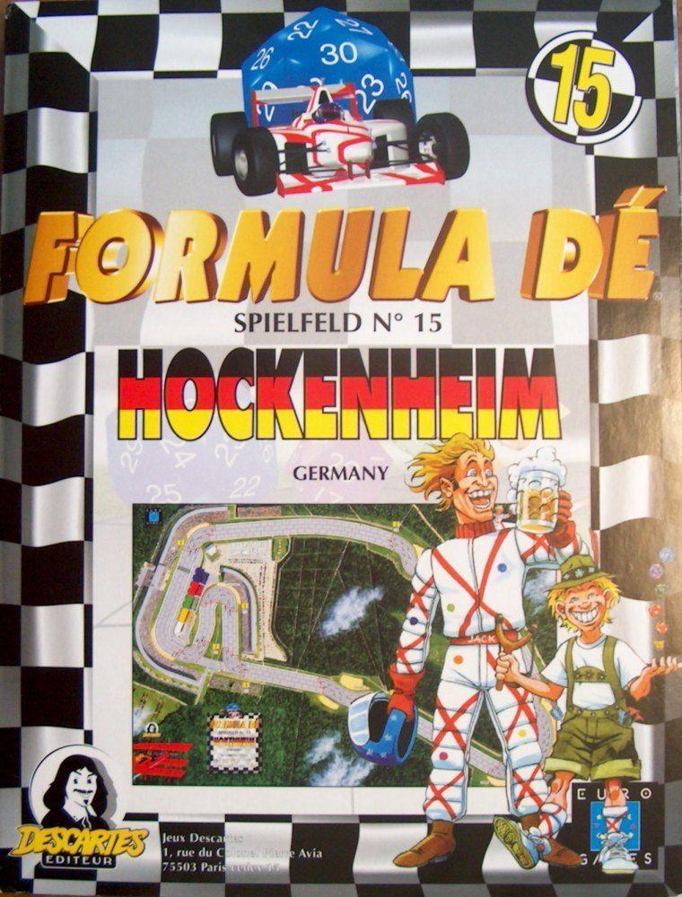 Formula Dé Circuits 15 & 16: Hockenheim & Zeltweg