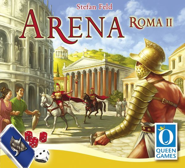 Main image for Arena: Roma II board game