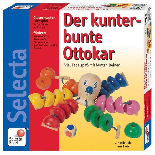 Colorful Ottokar