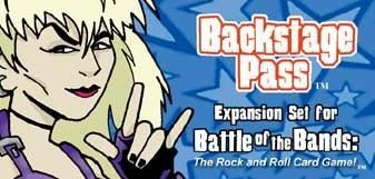 Battle of the Bands: Backstage Pass