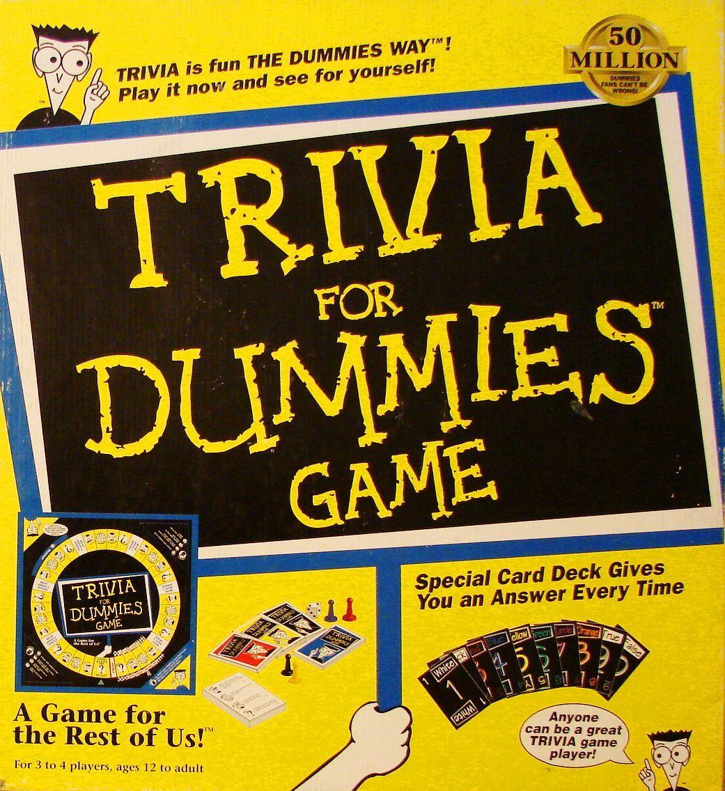 Trivia for Dummies