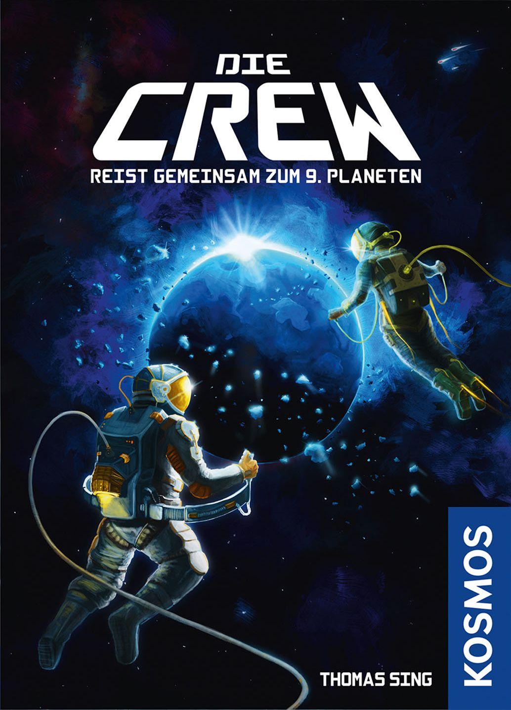 Die Crew: Reist gemeinsam zum 9. Planeten