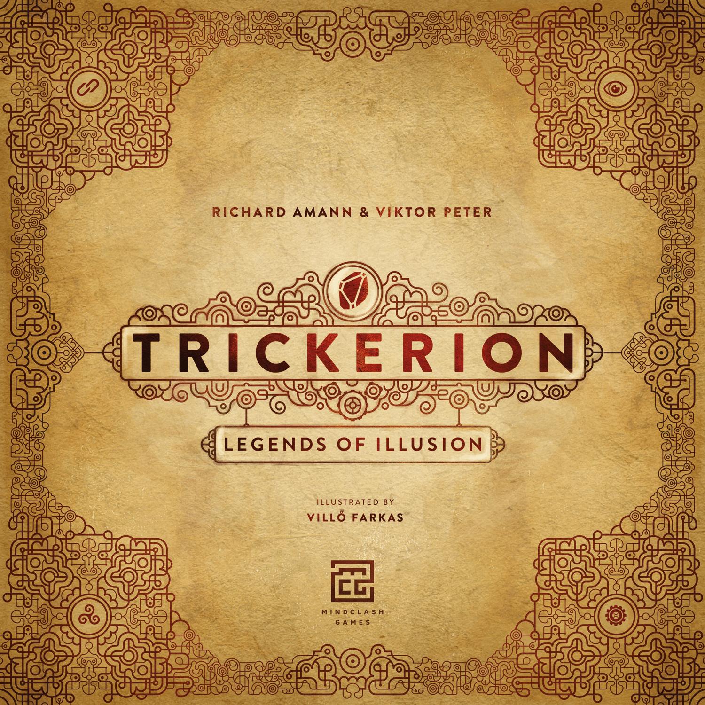 Portada Trickerion