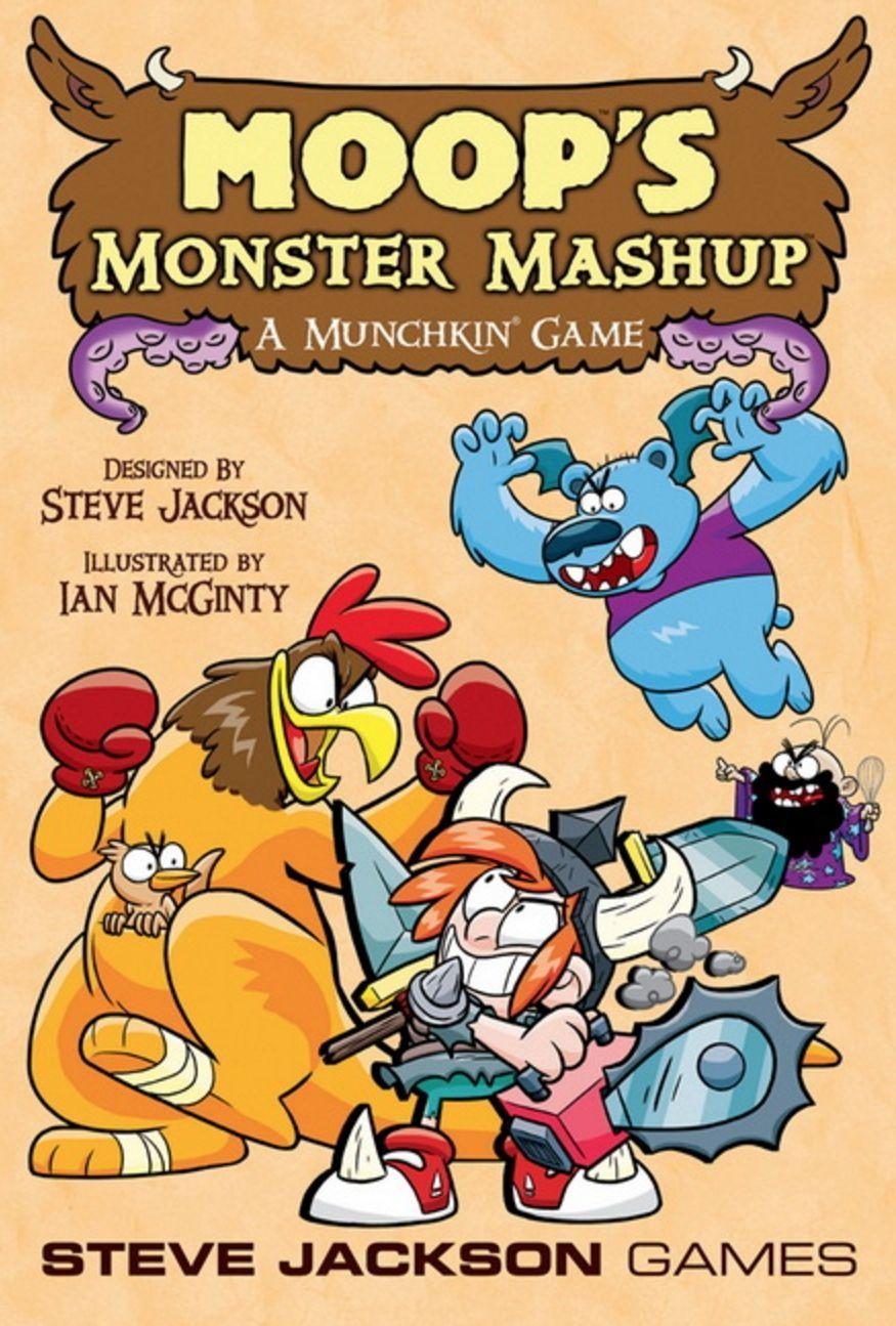 Moop's Monster Mashup