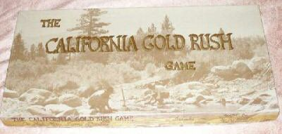 The California Gold Rush Game