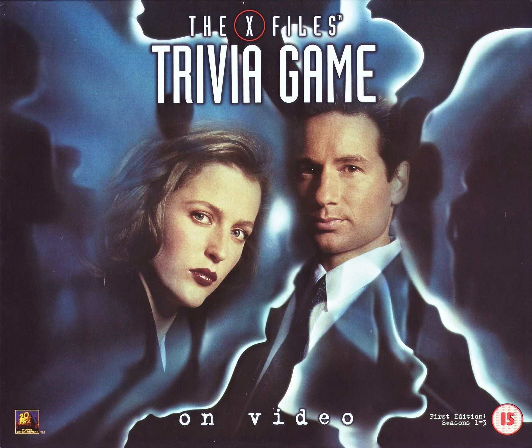 The X-Files Trivia Game