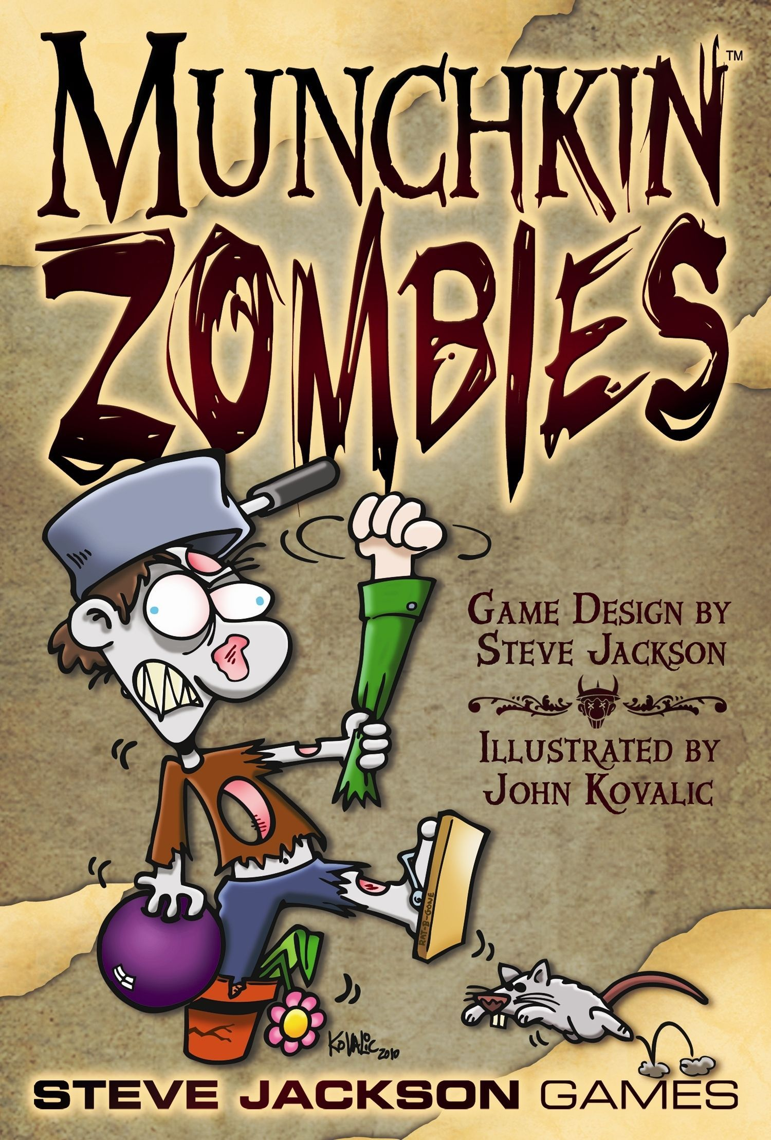 Main image for Munchkin Zombies