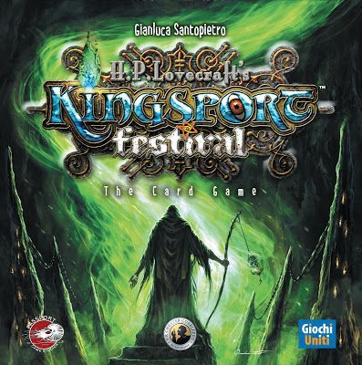 Kingsport Festival: The Card Game