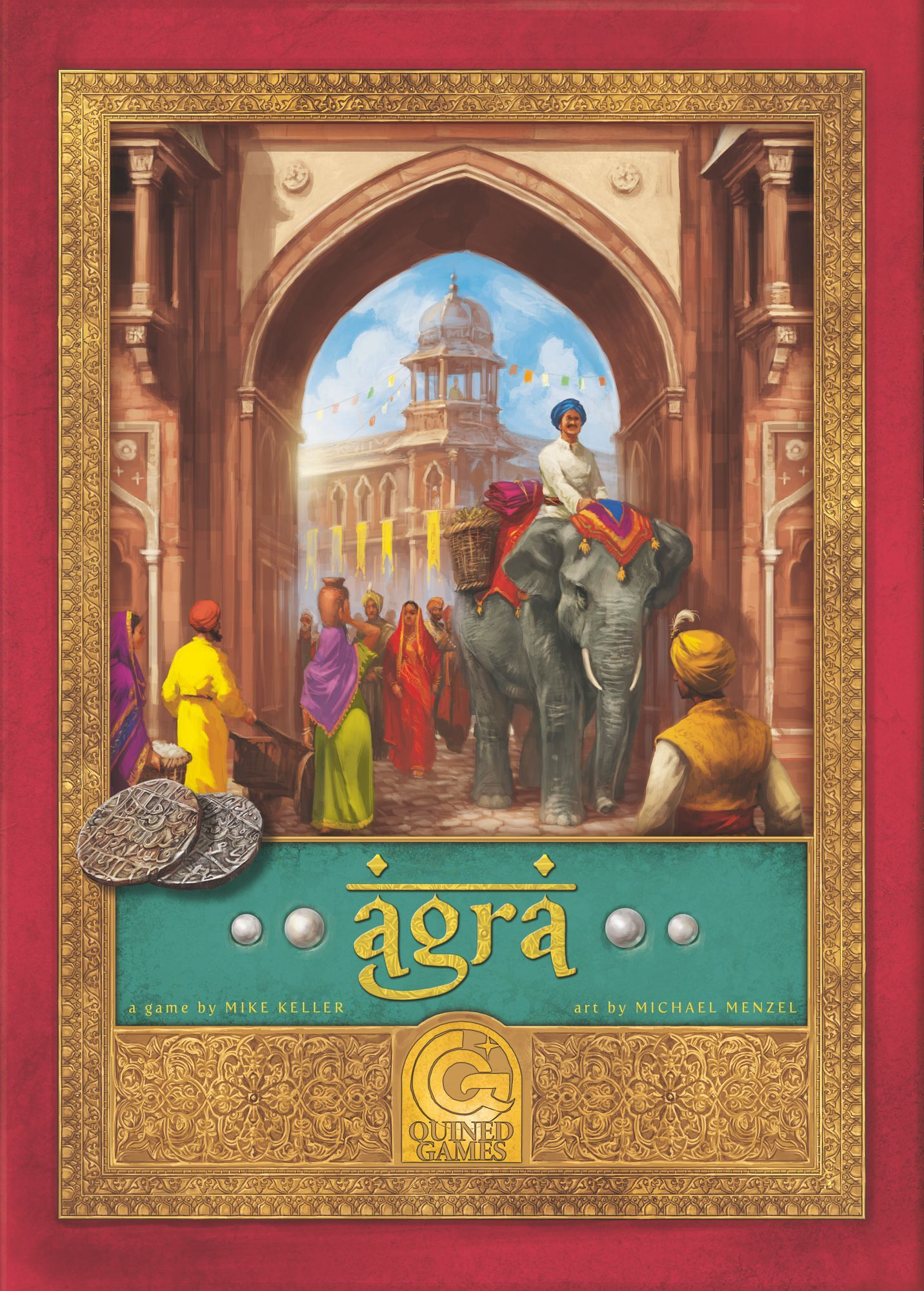 Main image for Agra board game