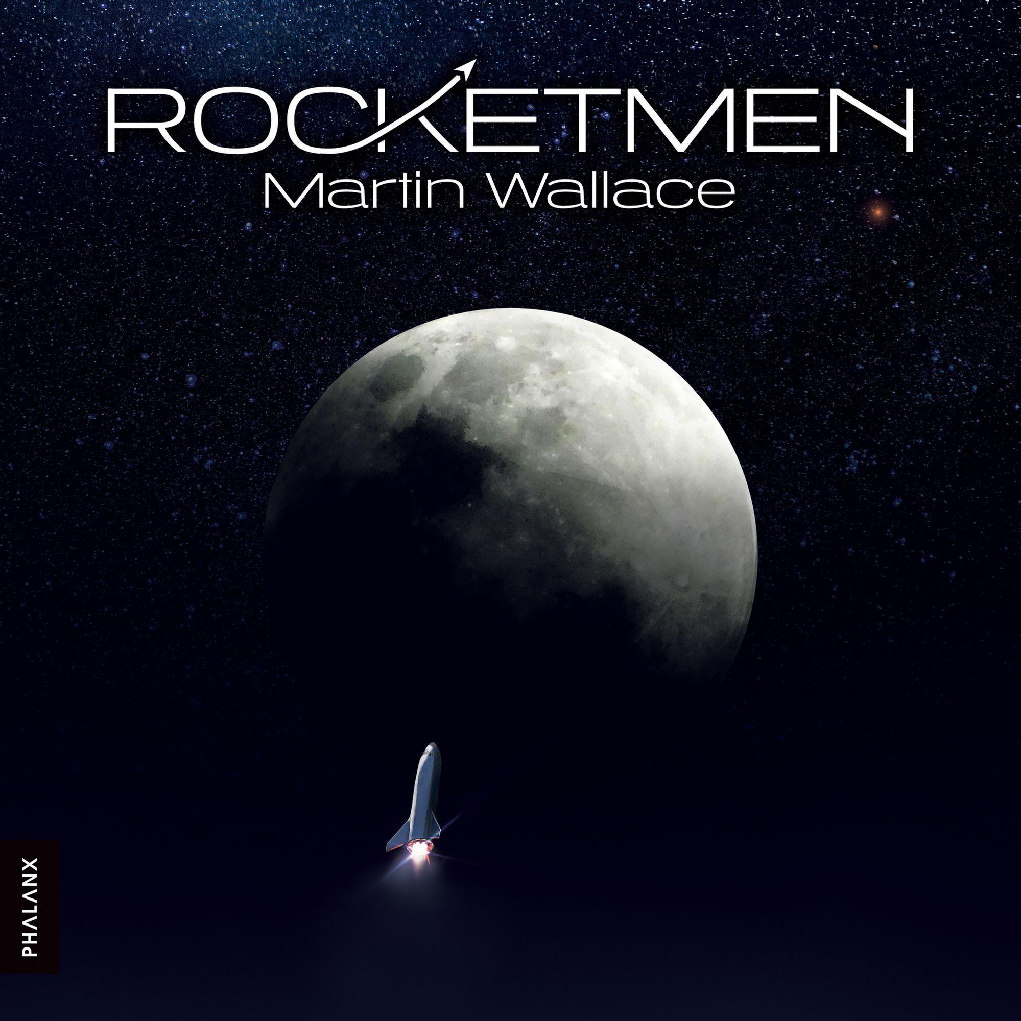 Rocketmen en español