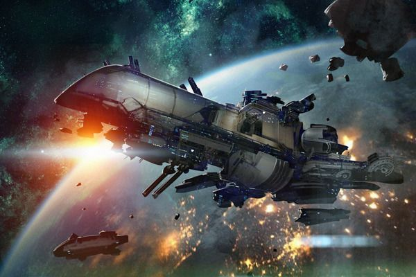 Board Game: Core Worlds: Galactic Orders