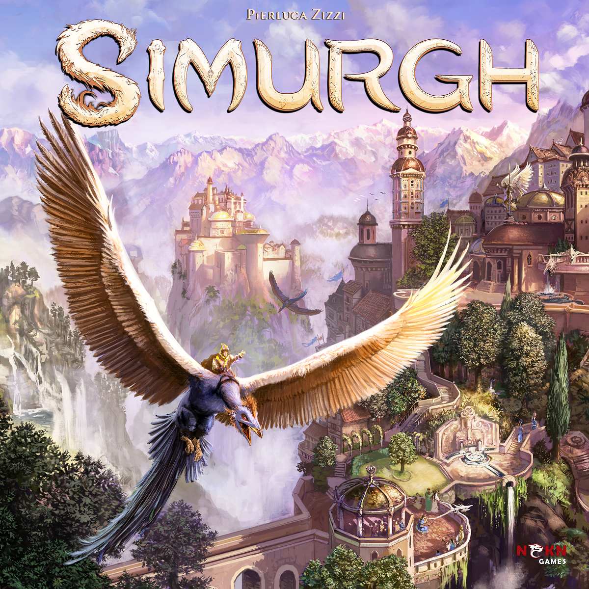 Main image for Simurgh