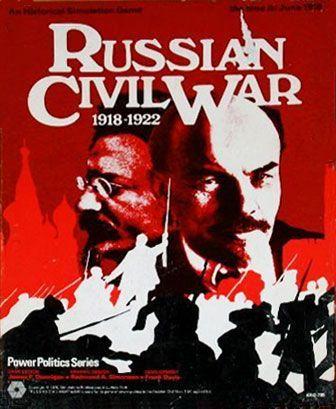 Russian Civil War 1918-1922 (first edition)