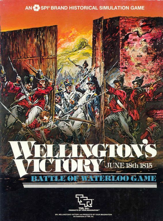 Wellington's Victory: Battle of Waterloo Game – June 18th, 1815