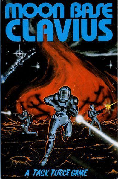 Moon Base Clavius