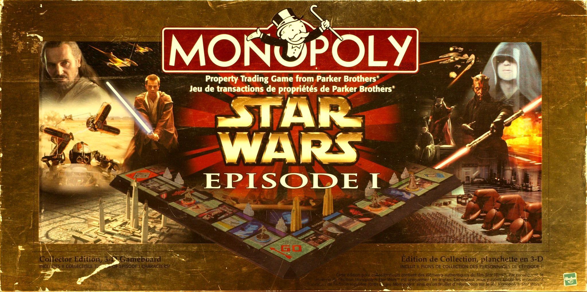 Monopoly: Star Wars Episode I