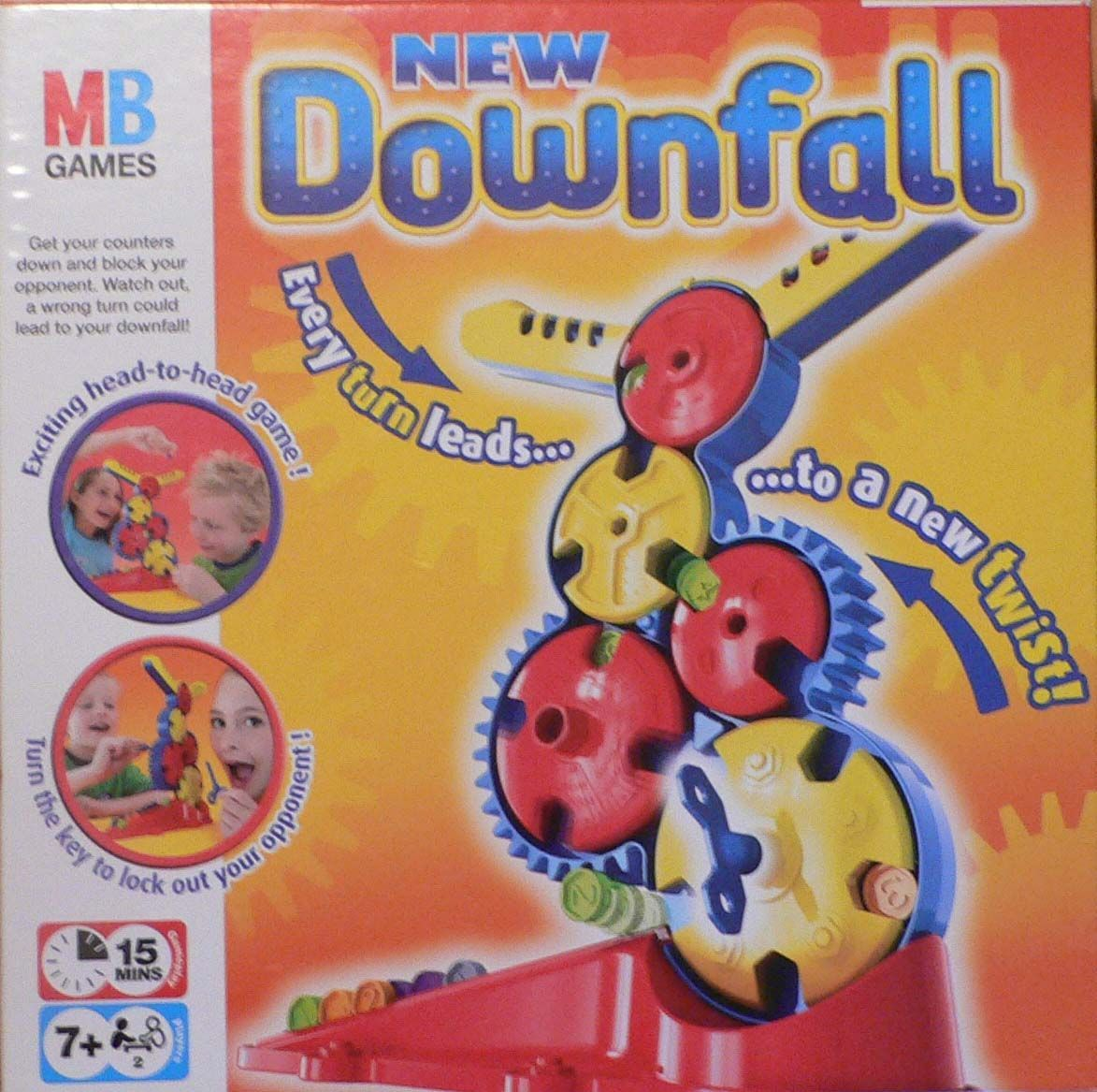 Downspin