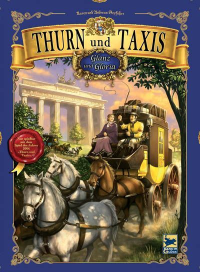 Thurn et Taxis : L