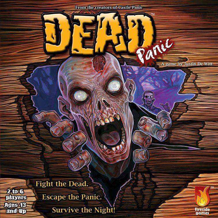 Cover Dead Panic