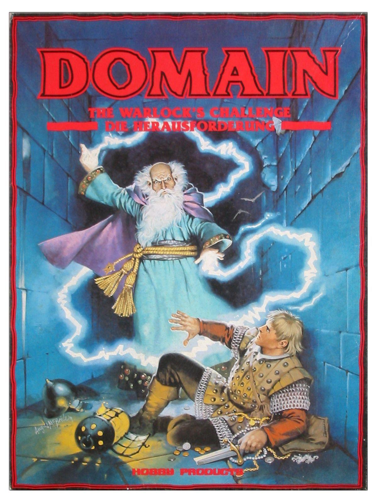 Domain: The Warlock's Challenge
