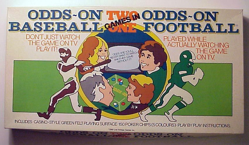 Odds-On Baseball / Odds-On Football