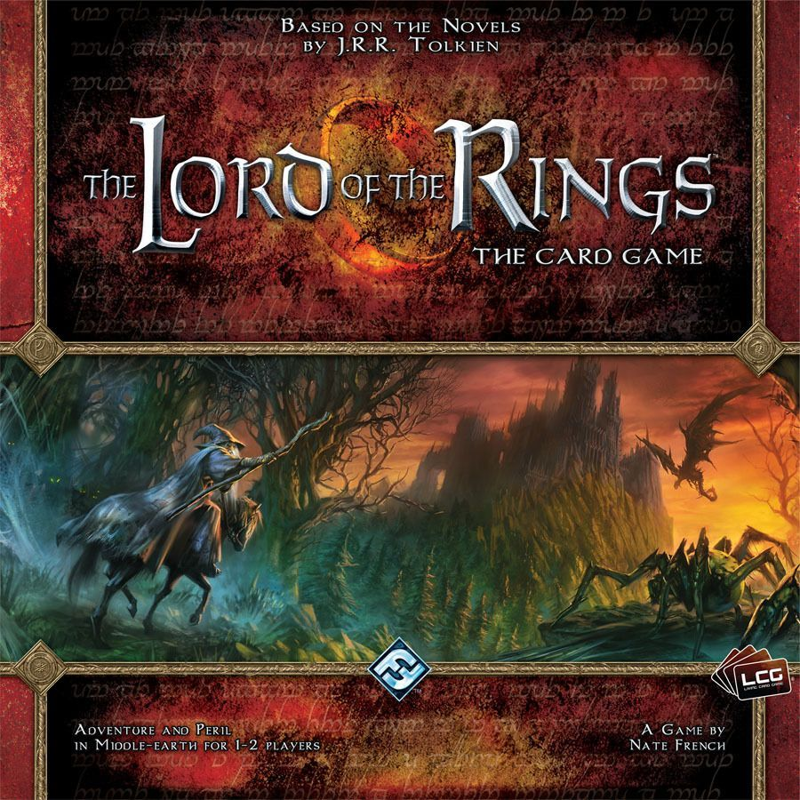 Main image for The Lord of the Rings: The Card Game