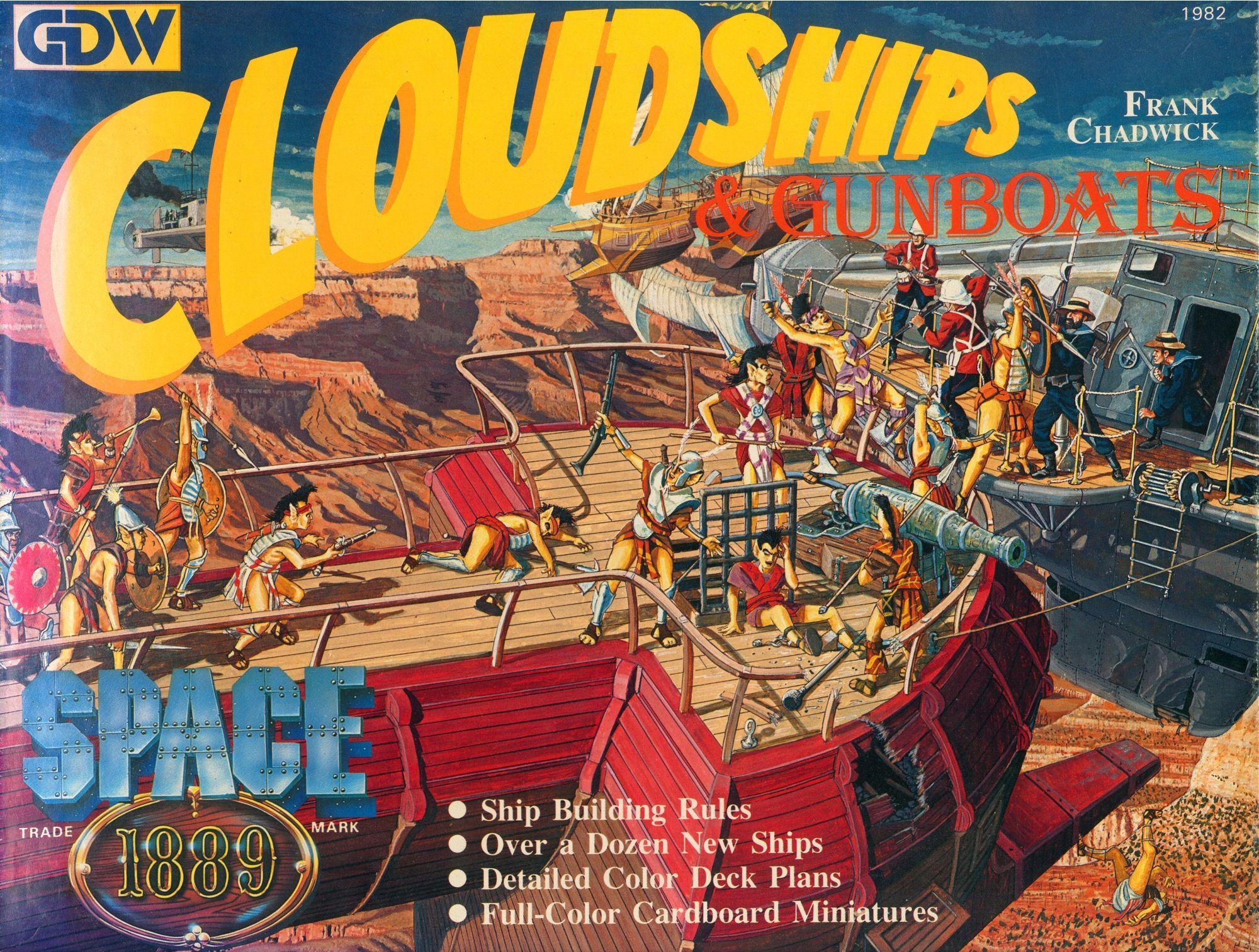 Cloudships & Gunboats