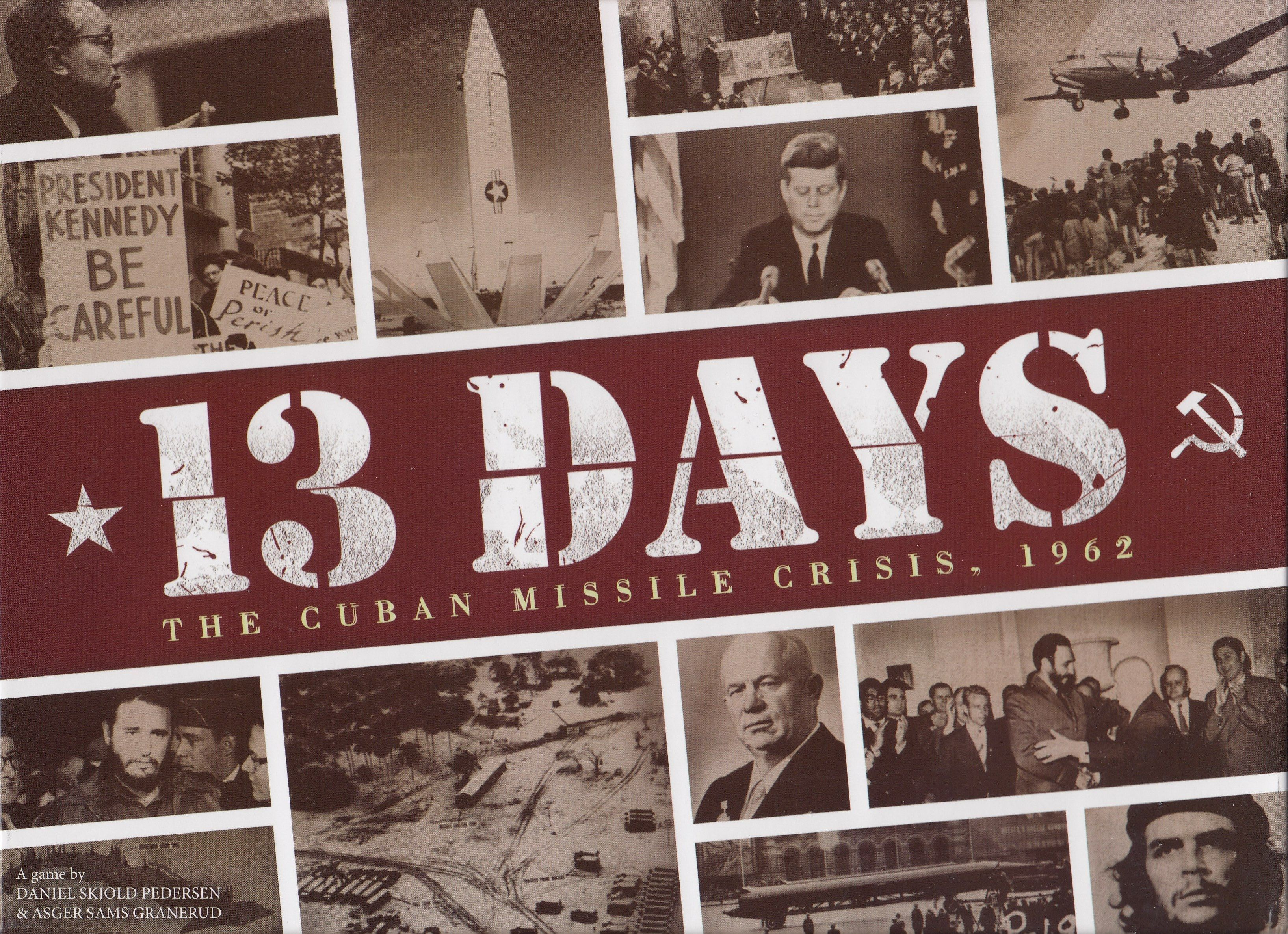 Main image for 13 Days: The Cuban Missile Crisis board game