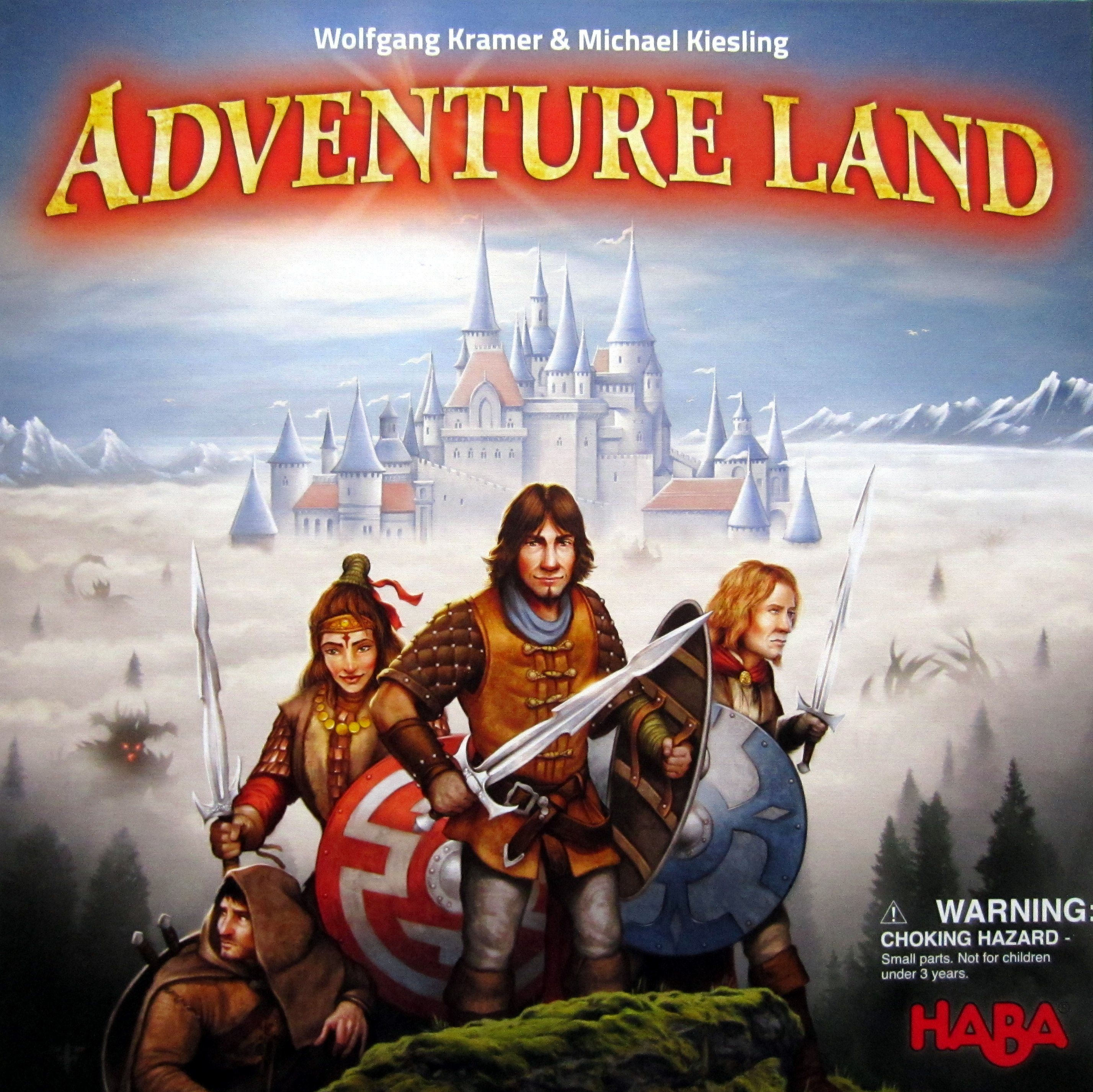 Main image for Adventure Land board game
