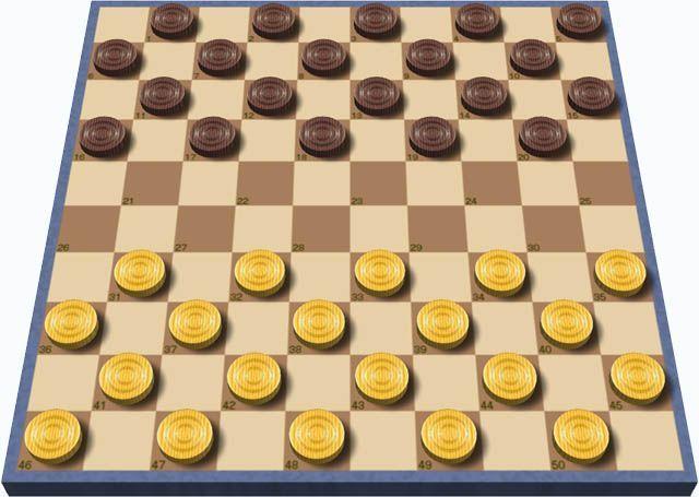 International Checkers