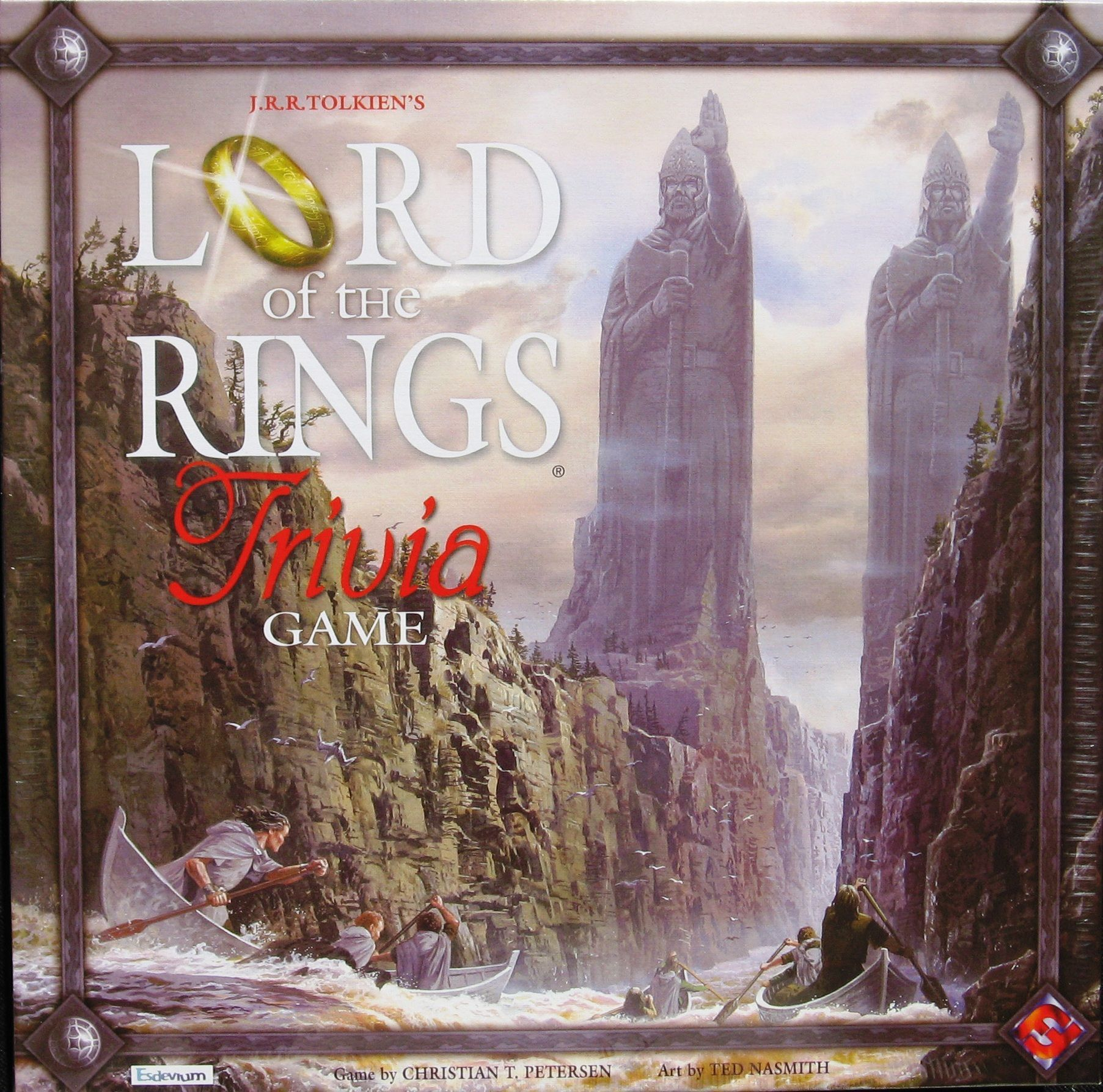 Lord of the Rings Trivia Game