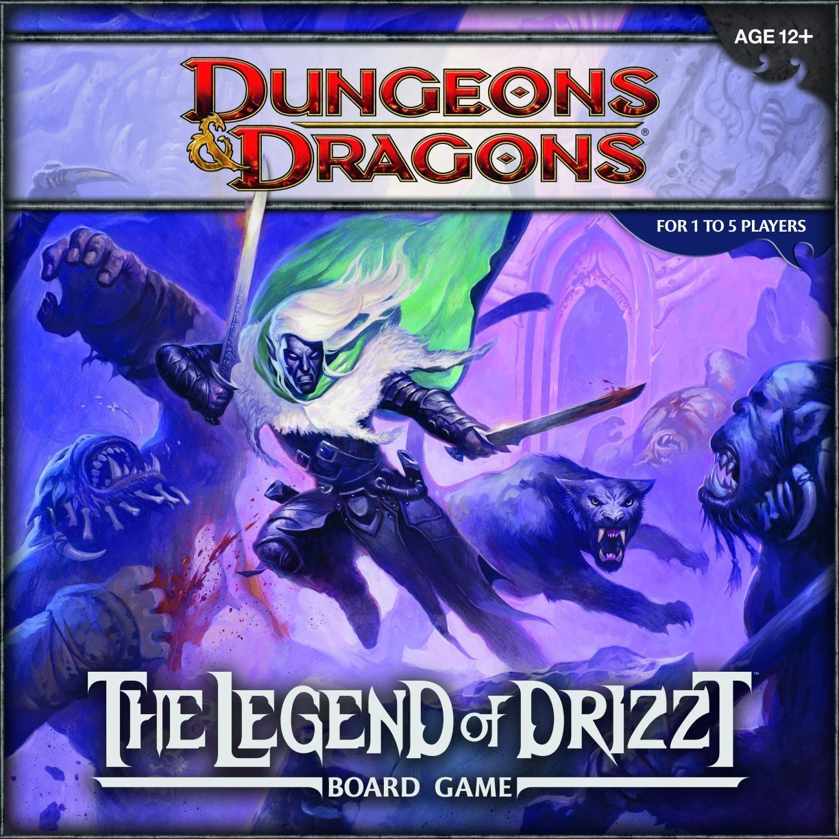 Main image for Dungeons & Dragons: The Legend of Drizzt Board Game