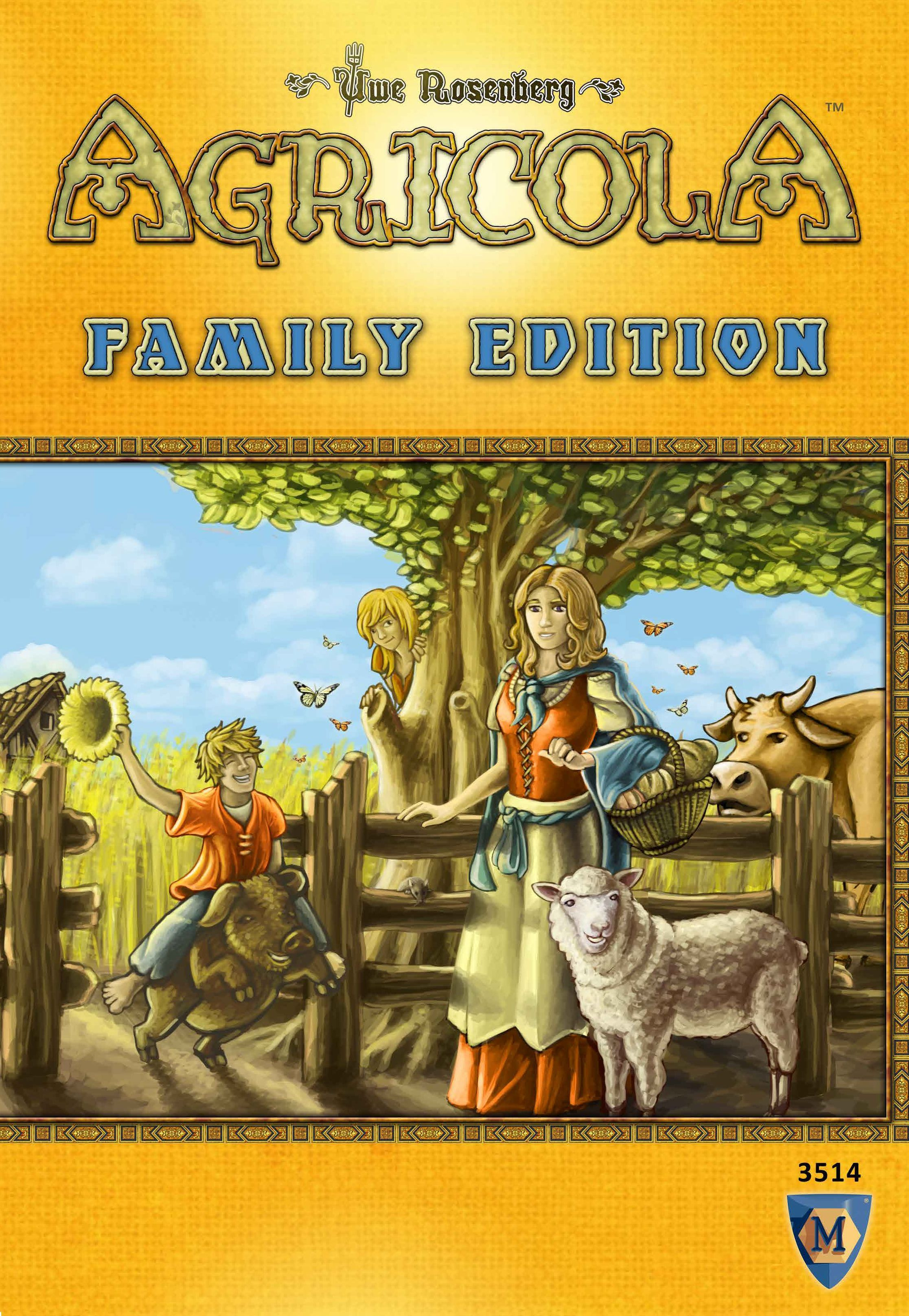 Main image for Agricola: Family Edition