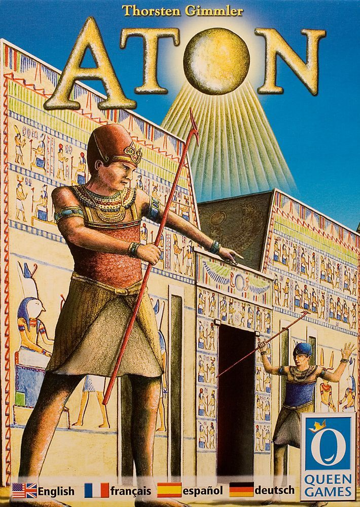 Main image for Aton board game