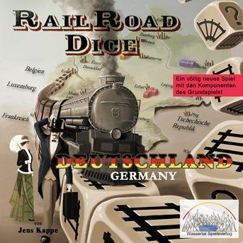 Railroad Dice: Germany