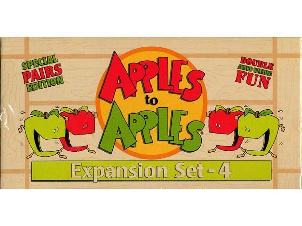 Apples to Apples: Expansion Set #4