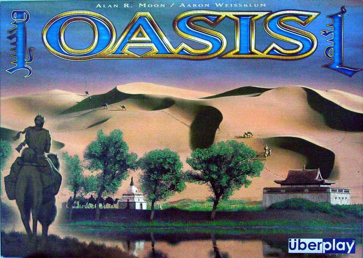 Main image for Oasis