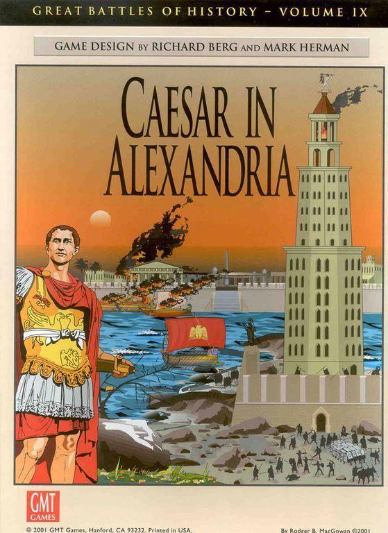 Caesar in Alexandria