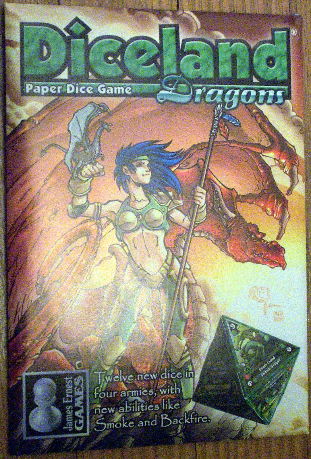 Diceland: Dragons