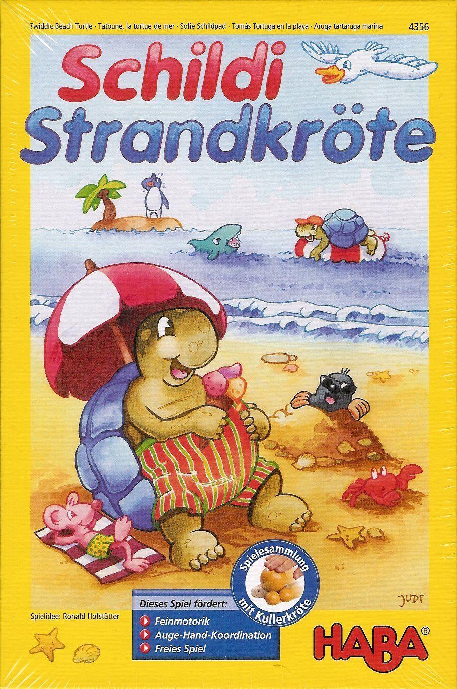 Schildi Strandkröte