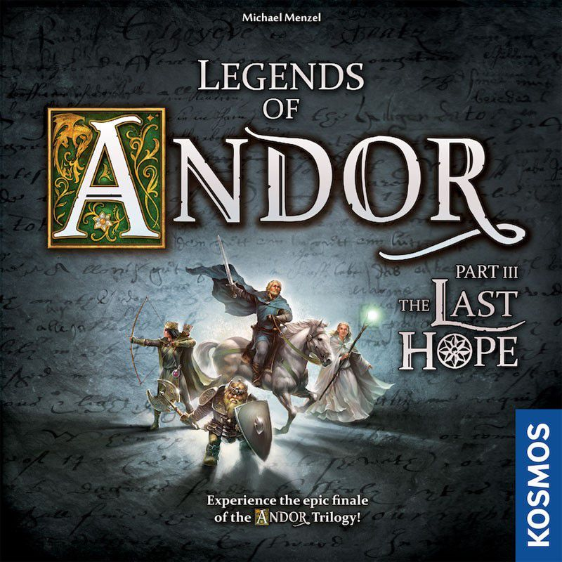 Main image for Legends of Andor: The Last Hope
